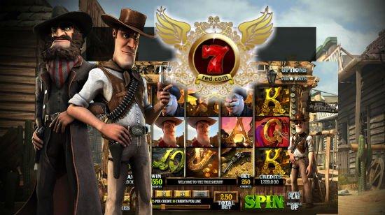 Pelaamalla 7Red casinolla kahta videoslottia voi päätyä Las Vegasiin