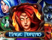 Magic Portals 170x130