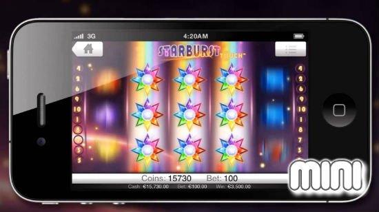 Starburst Mini on miljoonien arvoinen mobiilipeli