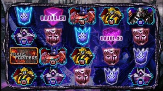 Transformers: Battle for Cybertron Guts casinolla