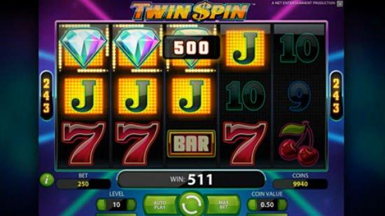 Twin Spin – kaksoisvideoslotti on pian pelattavissa LeoVegasilla