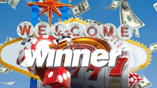 Kahmaise 5 euroa pelirahaa Winner casinon pikakampanjasta