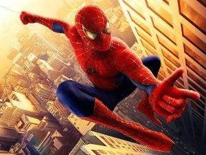 Spiderman kolikkopeli