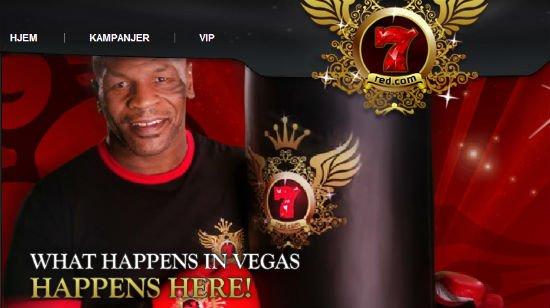 Mike Tysonin nyrkit puhuvat 7Red casinolla