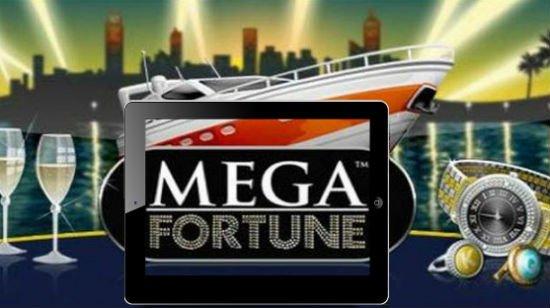 Betsson Casino – 111 000 € Mega Fortune -potti voitettu
