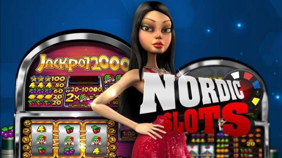 1,5 miljoonaa euroa jumissa NordicSlots casinolla