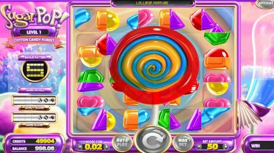 Mr Green casino on kuorrutettu sokerilla