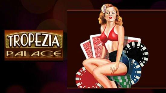 Hae viikonlopun starttipaketti Tropezia Palace Casinon TGIF!-bonuksella