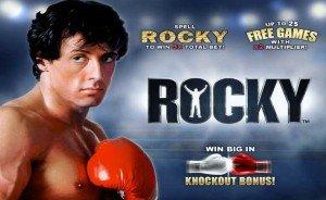 Rocky kolikkopeli Suomiarvat Casinolla