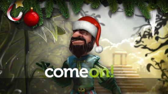 Kasapäin ilmaispyöräytyksiä ComeOn! Mobile casinolla