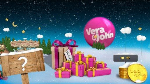 Hanki lahjarahat Vera&Johnin Festive Marketista
