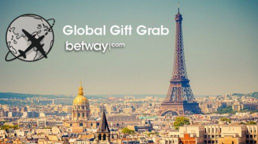Betway Casinon Global Gift Grab – kampanjasta saa oikeita timantteja
