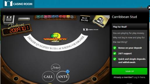 Väsynyt videoslotteihin? Casino Roomilla tarjolla 31 erilaista pokeripeliä