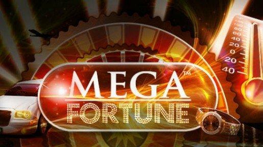 Mega Fortune videokolikkopeli