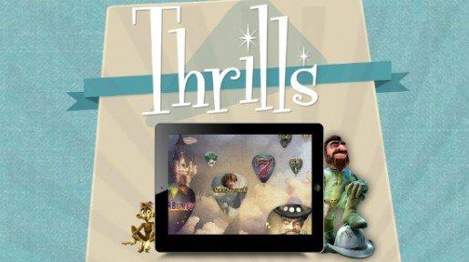 Centre Court -peli julkaistaan nyt Thrills mobiilicasinolla
