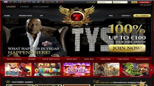 Uusia videoslotteja lisätty 7Red casinolle
