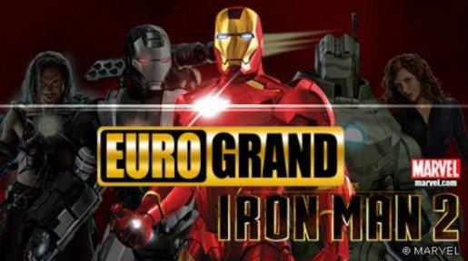 Talleta 25 euroa ja pelaa 100 eurolla EuroGrand casinolla