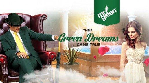 Voita murkinat koko vuodeksi sekä muita palkintoja Mr Green casinolla