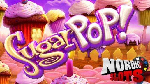 Päivitetty versio Sugar Pop – videokolikkopelistä pelattavissa nyt NordicSlotsilla