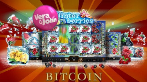 Bitcoin ja uudet videokolikkopelit Vera&Johnilla