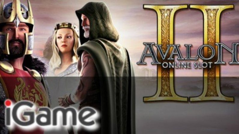 Avalon II videokolikkopel iGame casinon pelivalikoimassa