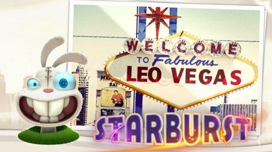 Tervetuliaispaketti Leo Vegas -kasinolla on enemmän kuin antelias