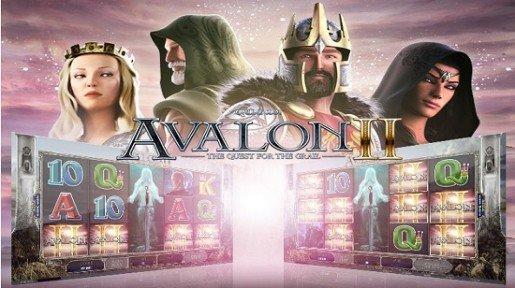 Avalon II kolikkopeli