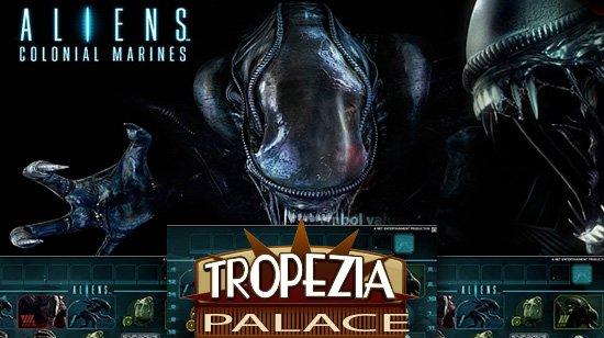 Talleta 25 euroa ja saat 20 ilmaispyöräytystä Aliens – videoslotille Tropezia Palacelta!