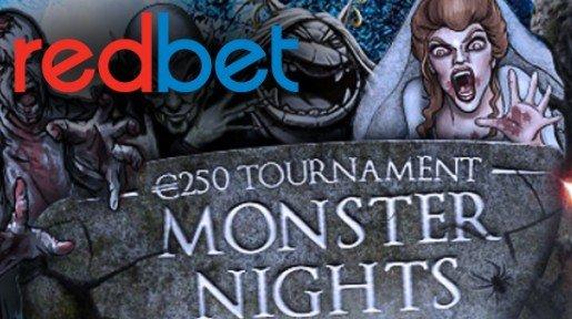 Pelaa Blood Suckers -peliä ja voita Redbetin Monster Nights – kilpailussa!