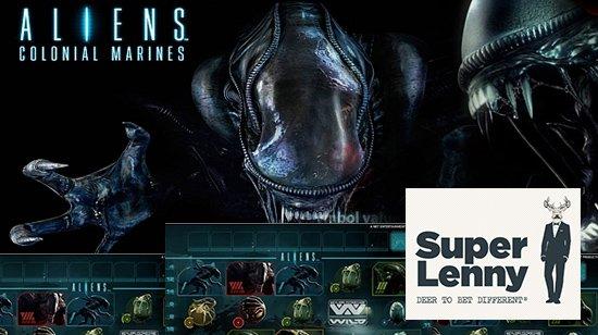 Rekisteröidy SuperLennylle ja saat 300 euron bonuksen Aliens – videoslotille!