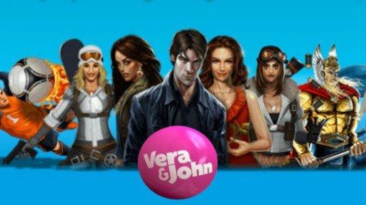 Microgaming toimittaa Vera&Johnille uusia pelejä ja jackpotti-videoslotteja