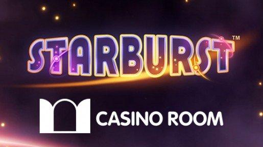 Casino Roomilta saat 500 euroa sekä 100 ilmaispyöräytystä!