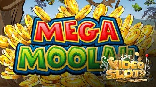 Rekisteröidy VideoSlotsille ja pelaa Mega Moolah -peliä ilmaisrahalla!