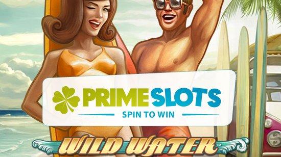 PrimeSlots Casino antaa uusille pelaajille 110 ilmaiskierrosta!