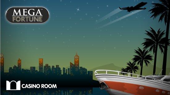 Mega Fortune -jackpot odottaa voittajaa! Pelaa sitä jo tänään Casino Roomissa!