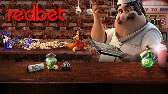Kokeile Redbetin päivän tarjousta: 10€ bonusrahaa ja 10 ilmaiskierrosta!