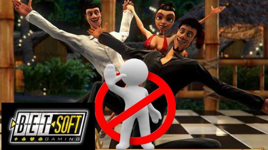 Johtavan 3D-ohjelmistonkehittäjä BetSoftin lisenssi on jäädytetty