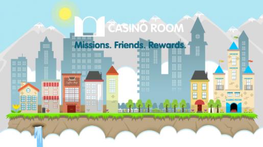 Saat 300% tervetuliaisbonuksen sekä lastillisen ilmaiskierroksia CasinoRoomilta