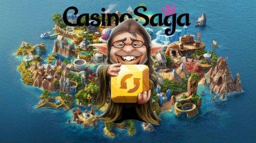 Kahmaise 500 ilmaiskierrosta Casino Sagalta
