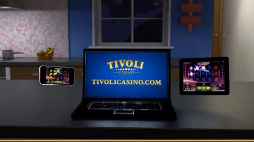 Tivoli casinolla voi pian pelata myös mobiililaitteilla