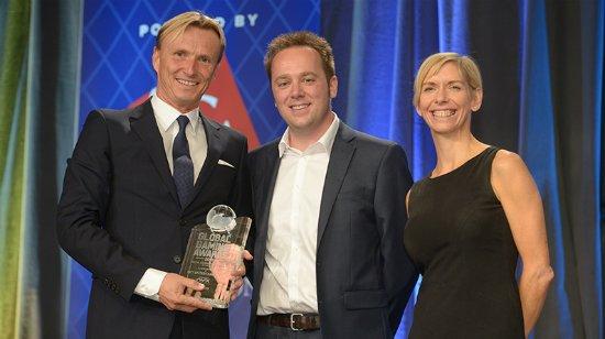 Ruotsi ylivoimaiseen voittoon Global Gaming Awards -gaalassa Las Vegasissa