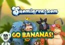 Suomiarvat Bananas 130x90
