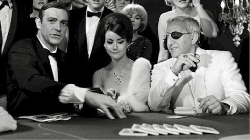 Pelaa kuin James Bond