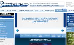 Suomalaiset netticasinot lahjoittavat rahaa hyväntekeväisyyteen