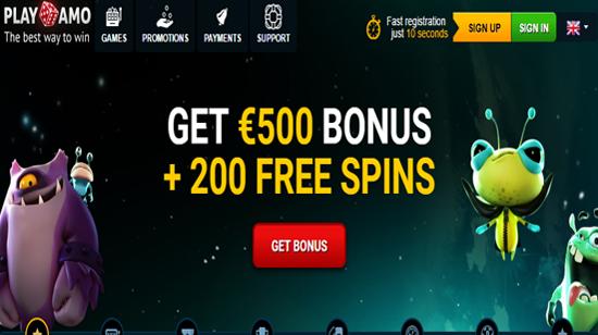 Vaihda eurot bitcoineihin ja lunasta jättimäisiä tervetuliaispaketti PlayAmo-casinolta!