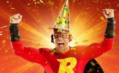 Rizk juhlii synttäreitä jakamalla pelaajille 1000 lahjaa päivässä