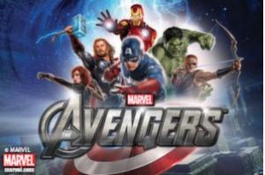 The Avengers kolikkopeli