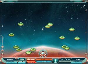 Max Damage And The Alien Attack -kolikkopeli Guts Casinolla