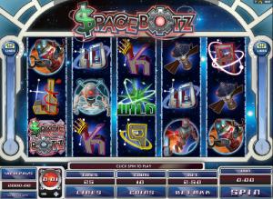 spacebotz kolikkopeli ComeOn Casinolla