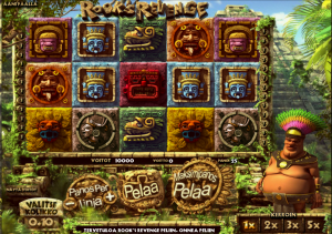 Rook's Revenge -kolikkopeli Leo Vegas Casinolla
